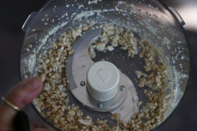 Puree nuts