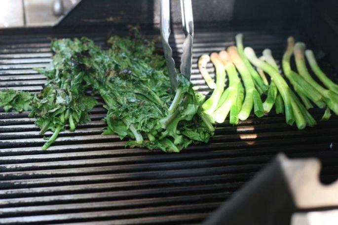 Kale Onions