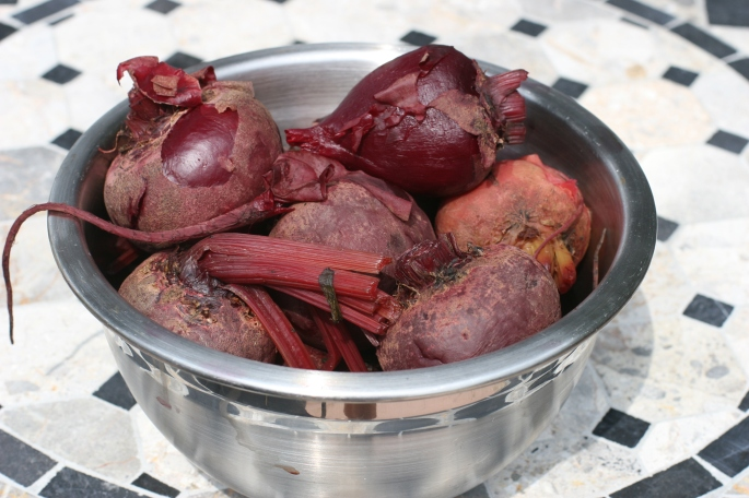Boiled Beets
