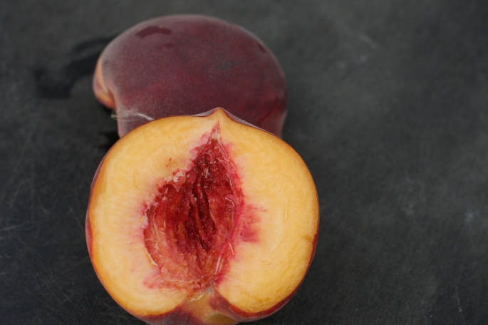 Pitted Peach
