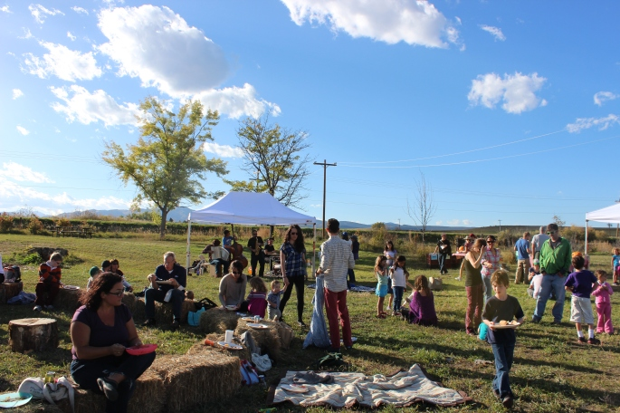 CSA Harvest Celebration