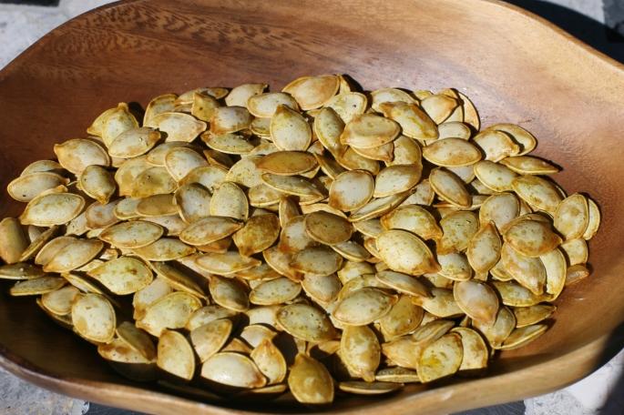 Roasted Seeds