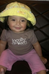 Farm Worker Baby Girl