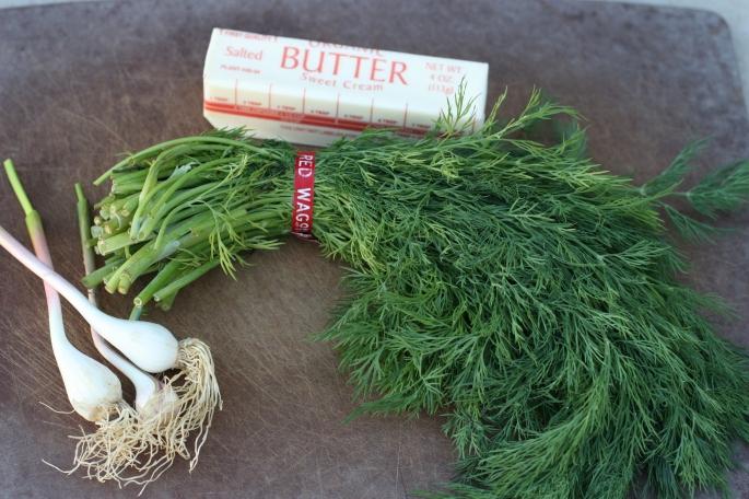 Dill and Garlic