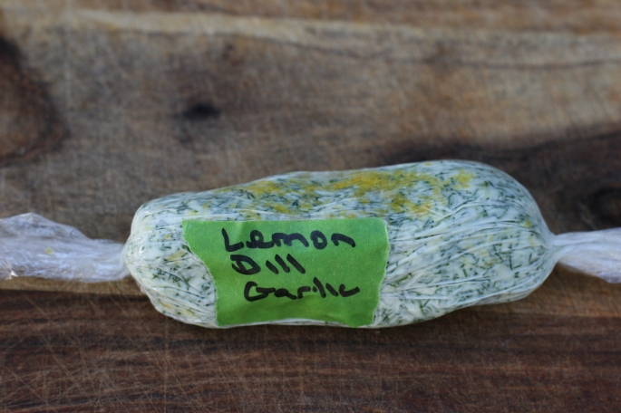 Label Your Butter